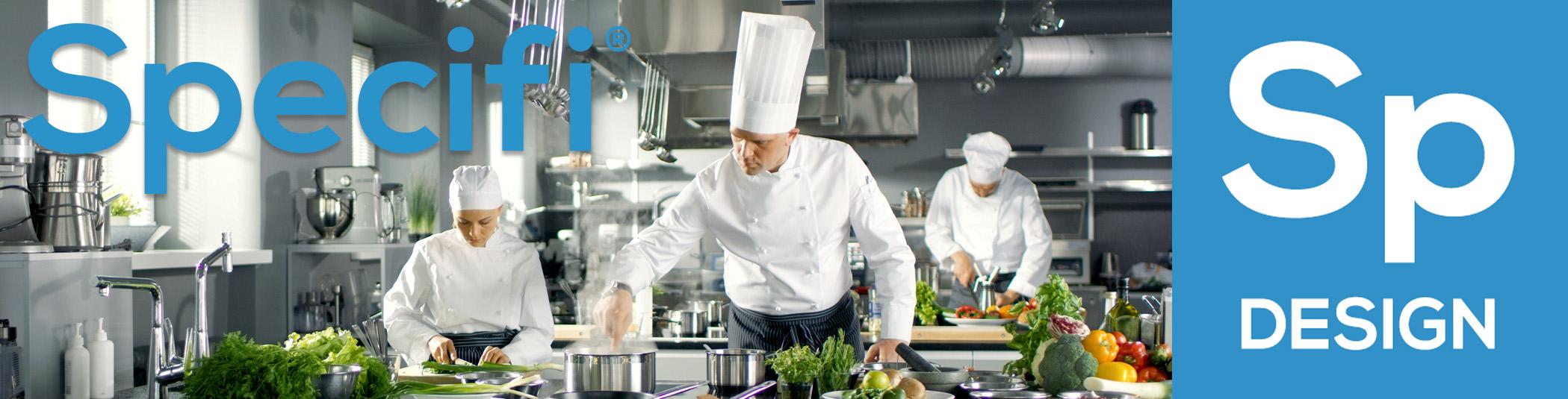 Specifi Chefs Header - Design